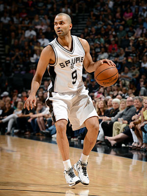 le-basketteur-des-spurs-de-san-antonio-tony-parker