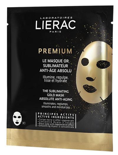 Masque Lierac - gamme PREMIUM