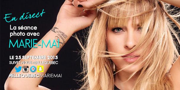 Marie-Mais cover live