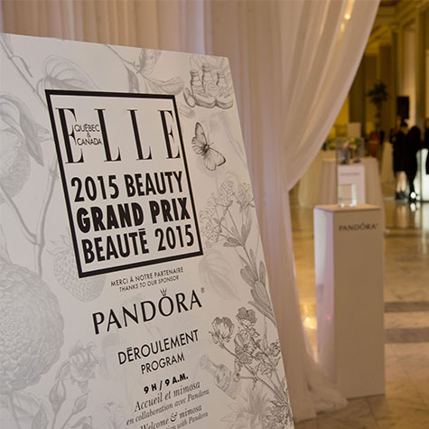 Grand Prix de la Beauté 2015 en photos
