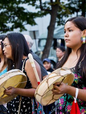 femmes-autochtones