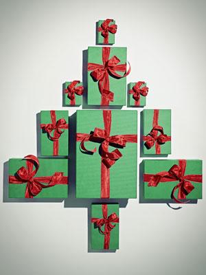 Pro étiquette cadeaux Noël