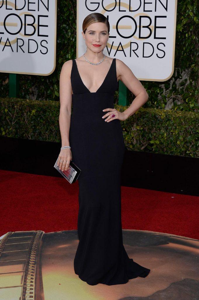 Golden Globes 2016: Sophia Bush
