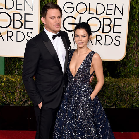 Golden Globes 2016 couples