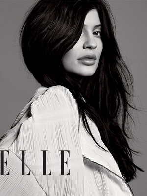 Kylie Jenner ELLE UK