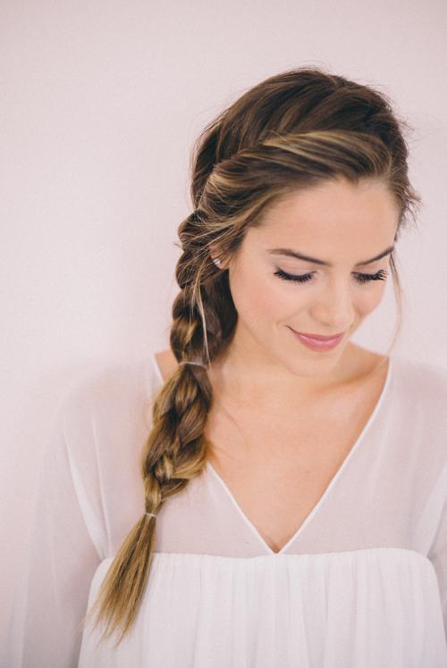 Beauté: les 10 plus belles coiffures torsadées vues sur Pinterest