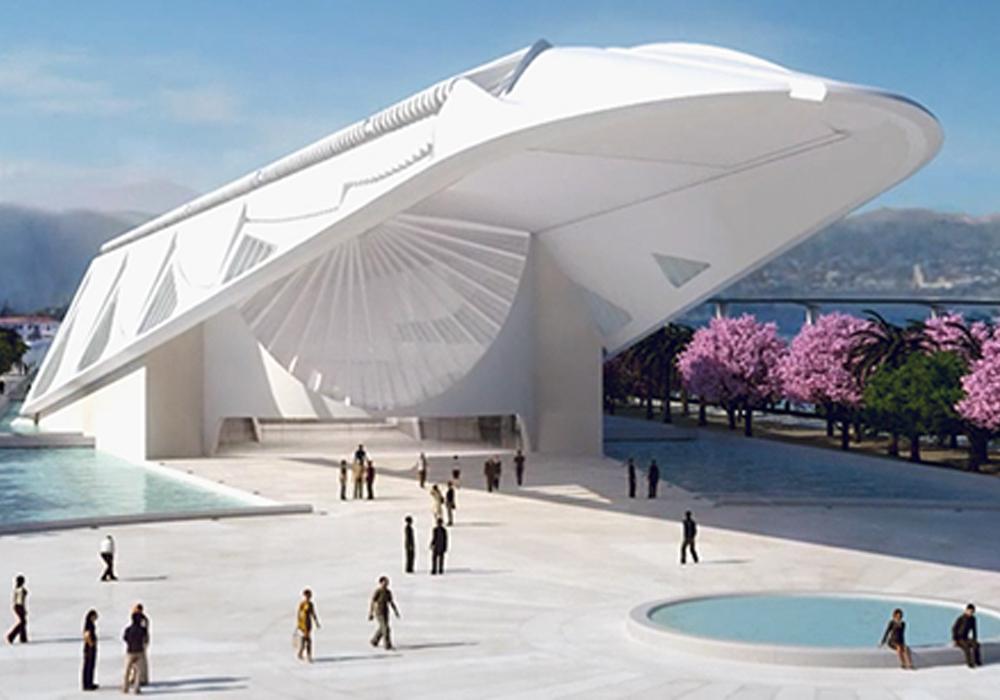 À Rio de Janeiro, le Museu do Amanhã