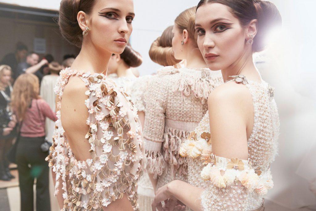 Le travail de la maison Lesage vu au défilé de Chanel Haute Couture printemps-été 2016