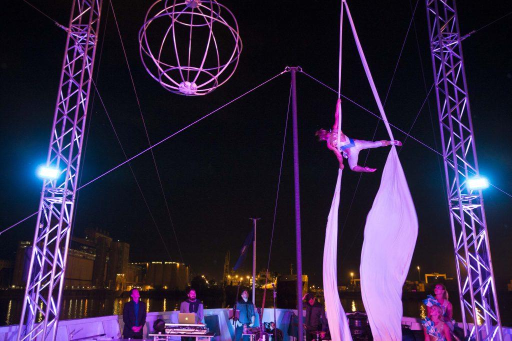 """J'ai testé: une """"soirée urbaine"""" de Croisières AML"""