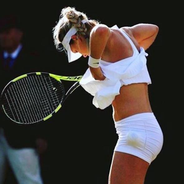 10 looks marquants au tennis