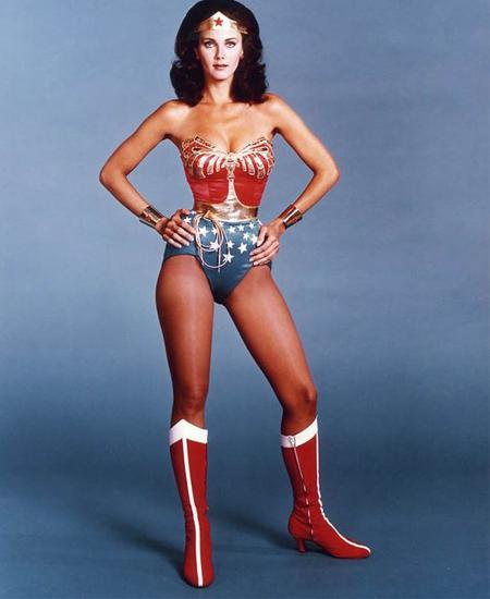 Linda Carter — Wonder Woman
