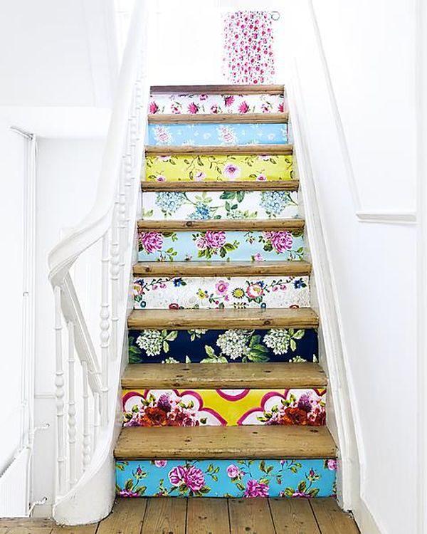 Déco: comment décorer ses escaliers