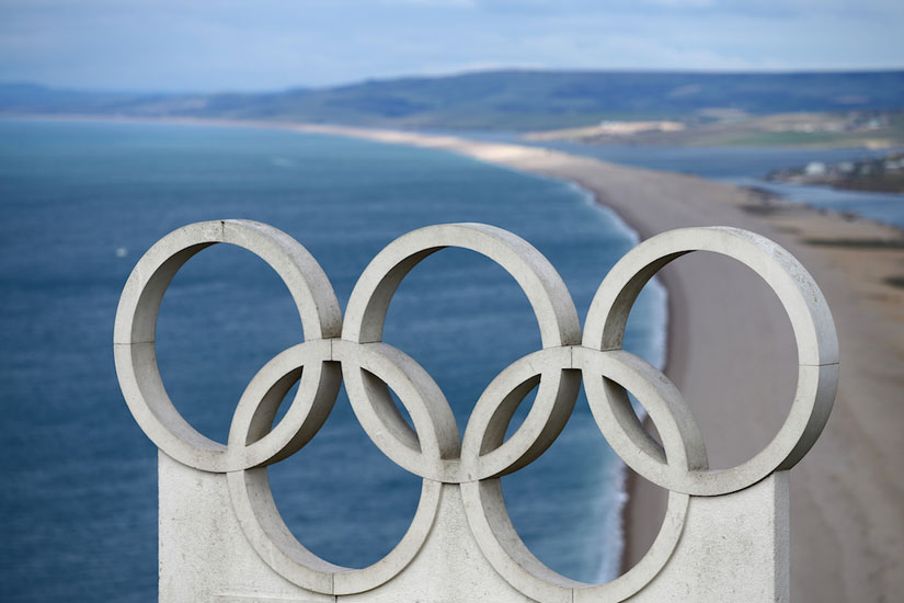 Les jeux Olympiques de Rio.