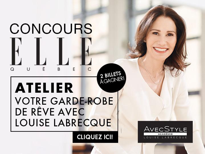 Concours Louise Labrecque