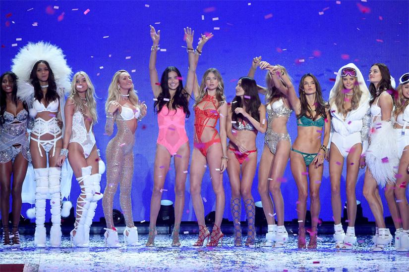 Victoria's Secret défilé