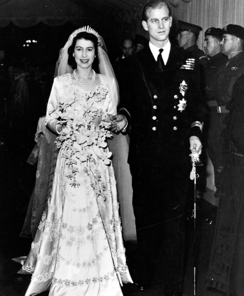 «The Crown»: les images d'archives