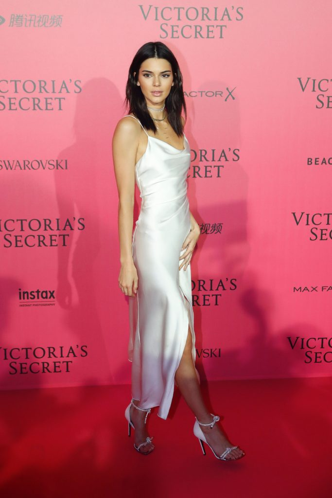 Les mannequins à la soirée de clôture du défilé Victoria's Secret
