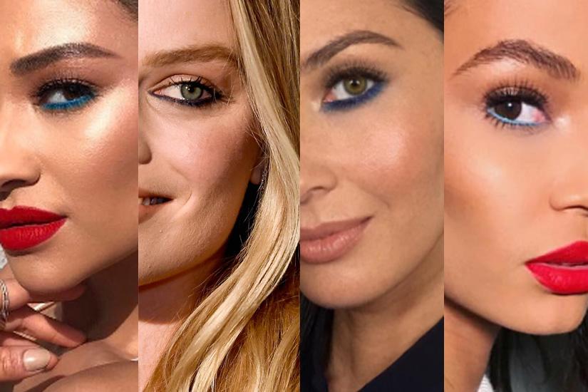Le maquillage des yeux « upside down », nouvelle tendance beauté?