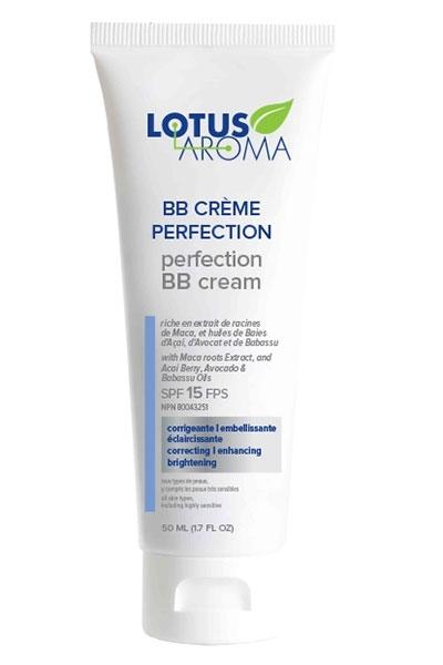 Crème BB Perfection FPS 15, de Lotus Aroma