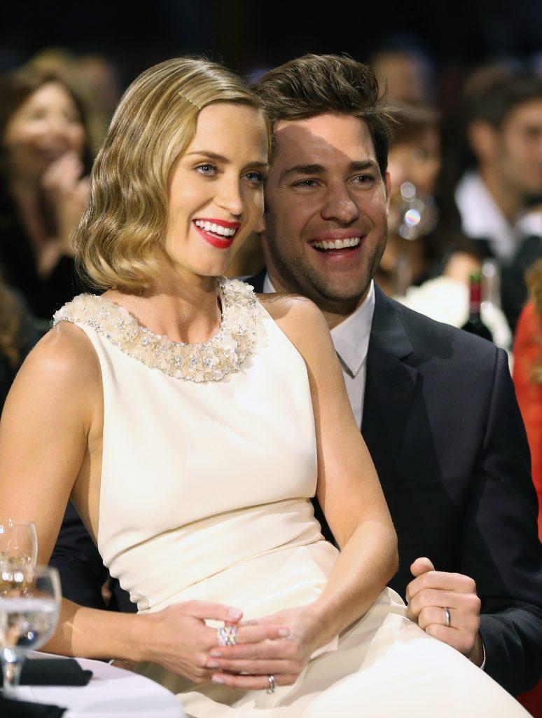 Les couples de célébrités qui nous font rêver: Emily Blunt et John Krasinski
