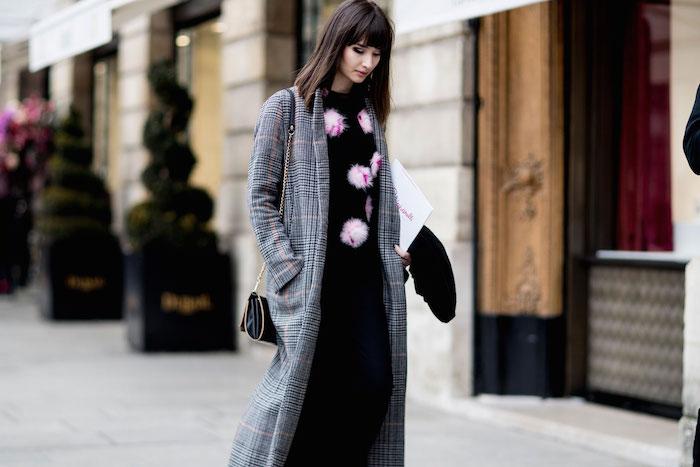 Street style : les looks vus à la semaine des défilés de Haute couture de Paris printemps-été 2017