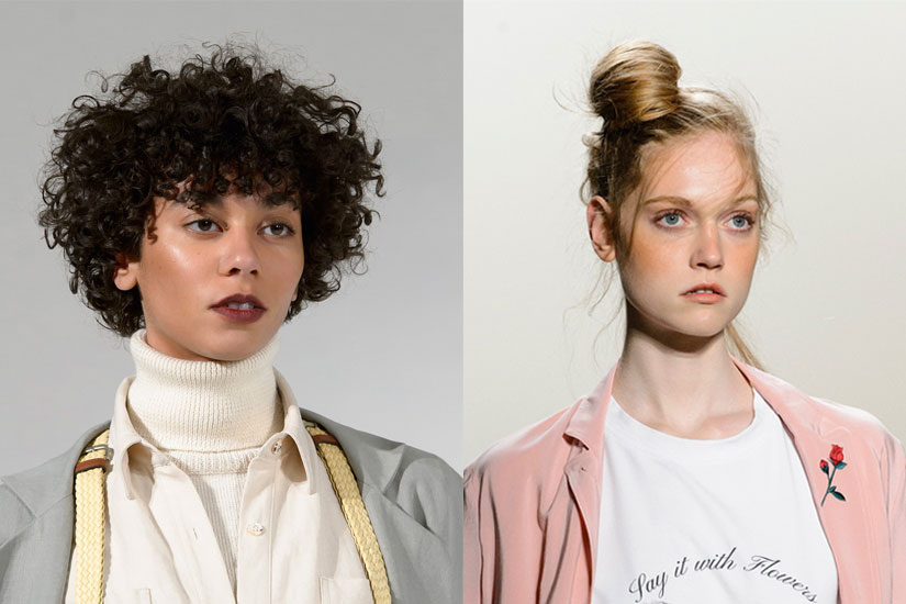 Tendances cheveux de la Fashion Week de New York