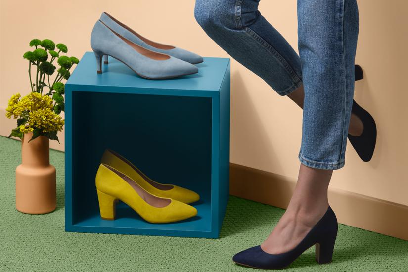 Frank + Oak lance une collection de chaussures pour femmes