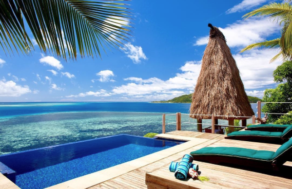 Lune de miel en Océanie: Wadigi Island Resort, aux îles Fidji