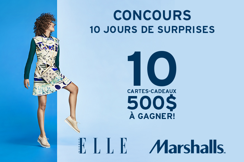 Concours Marshalls