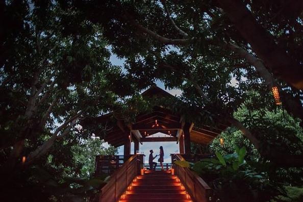 Lune de miel en Amérique: Hôtel Wailea, à Hawaii