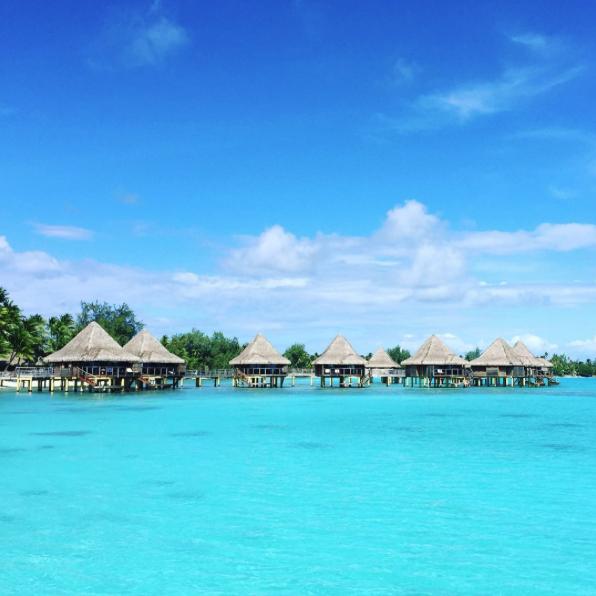 Lune de miel en Océanie: Hôtel Kia Ora Resort & Spa, à Tahiti