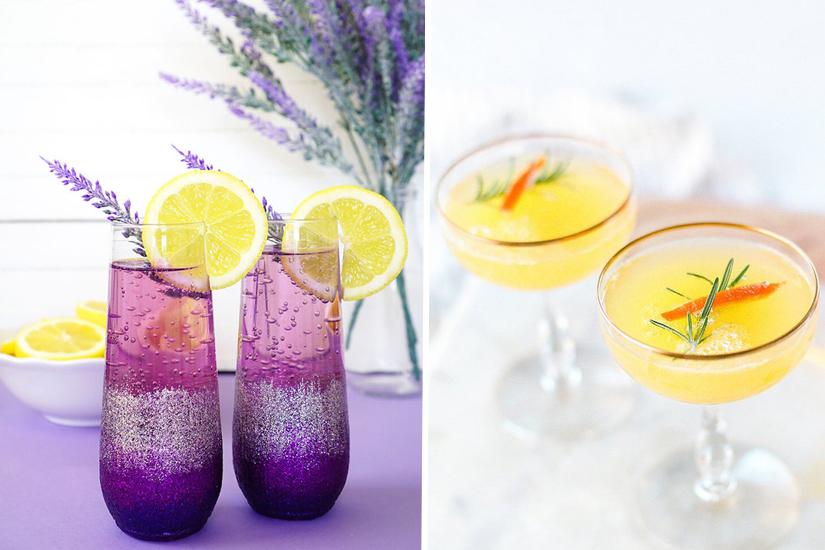 12 recettes de cocktails pour le brunch de pâques