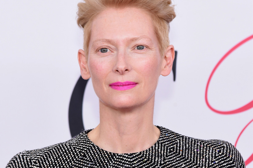 Tilda Swinton a créé l'école alternative de nos rêves