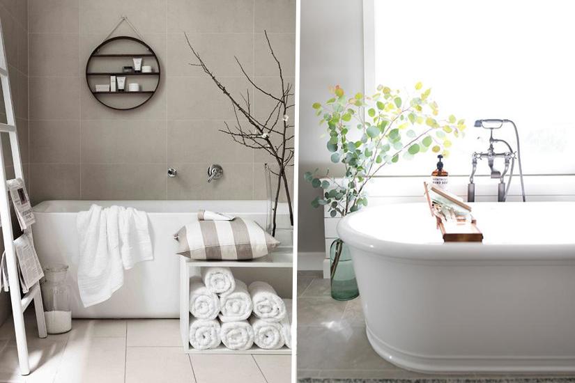Comment décorer sa salle de bain pour une ambiance zen digne d'un spa