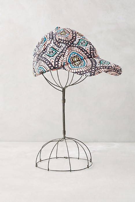 Casquette en viscose, d'Anthropologie