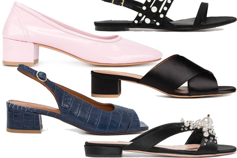 Shopping: 26 chaussures tendance pour le printemps