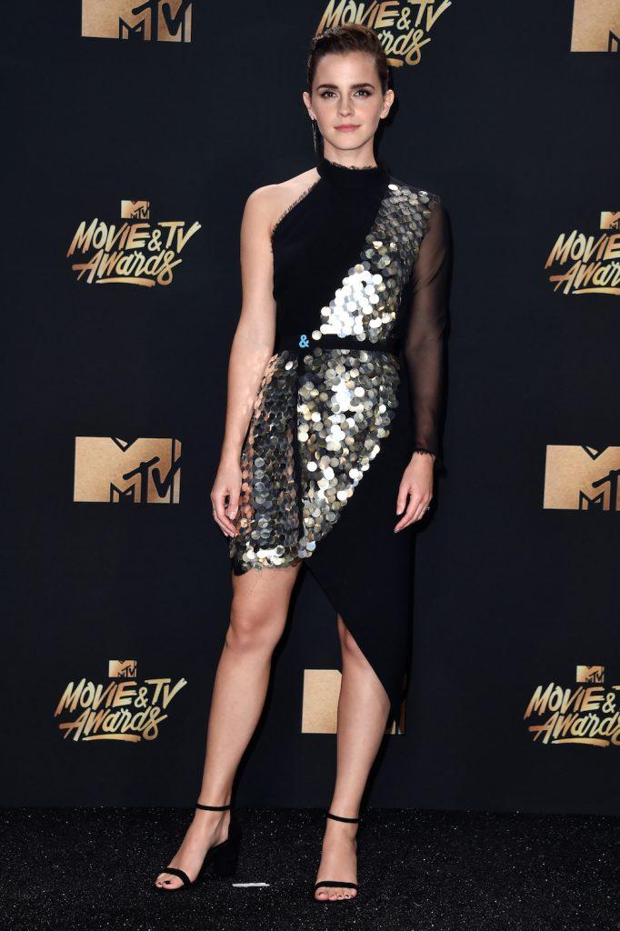 MTV MOVIE & TV AWARDS 2017 : EMMA WATSON