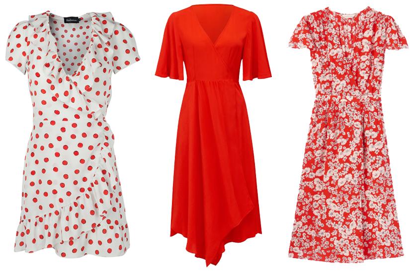 Shopping: la robe portefeuille, pièce-clé de l'été