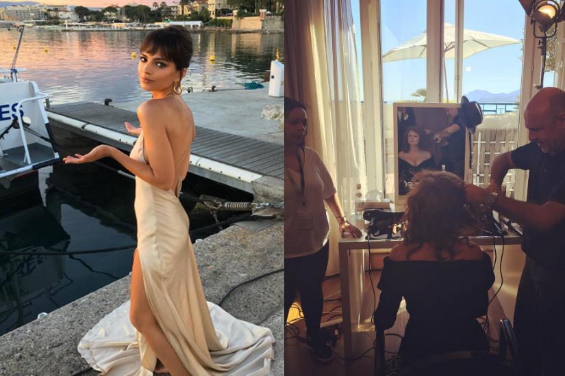 Festival de Cannes 2017 : les célébrités sur Instagram