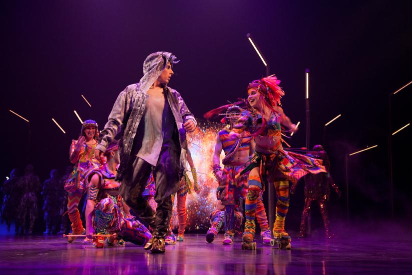J'ai testé: le spectacle VOLTA du Cirque du Soleil