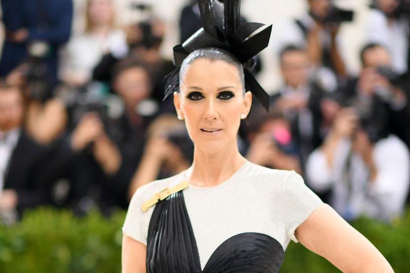 Céline Dion Vogue