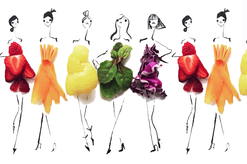 cette-artiste-cree-des-illustrations-de-mode-a-laide-de-fruits-et-legumes