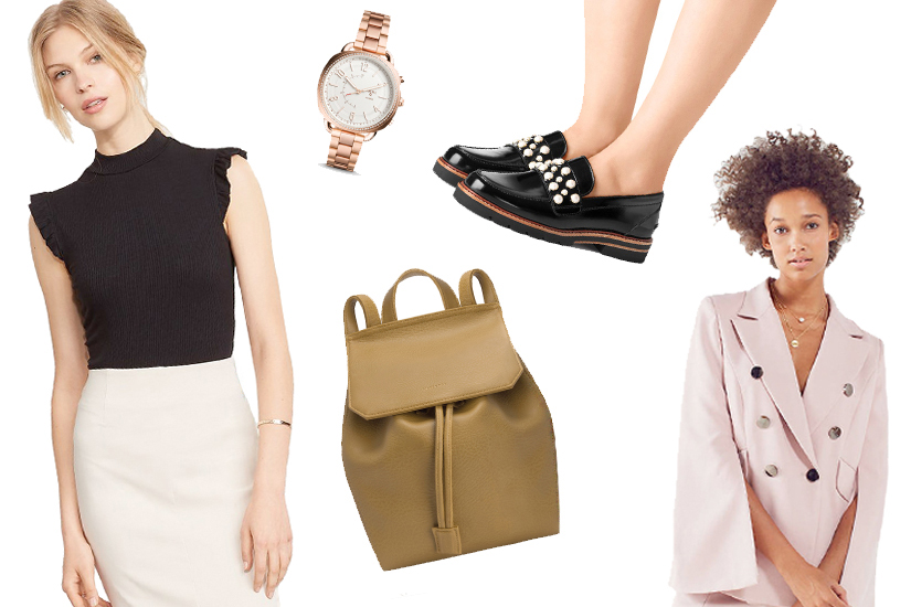 Shopping mode: 15 pièces tendance pour la rentrée