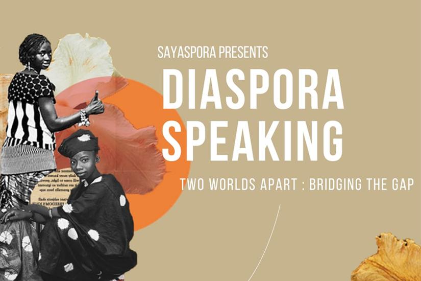 Diaspora Speaking 2.0