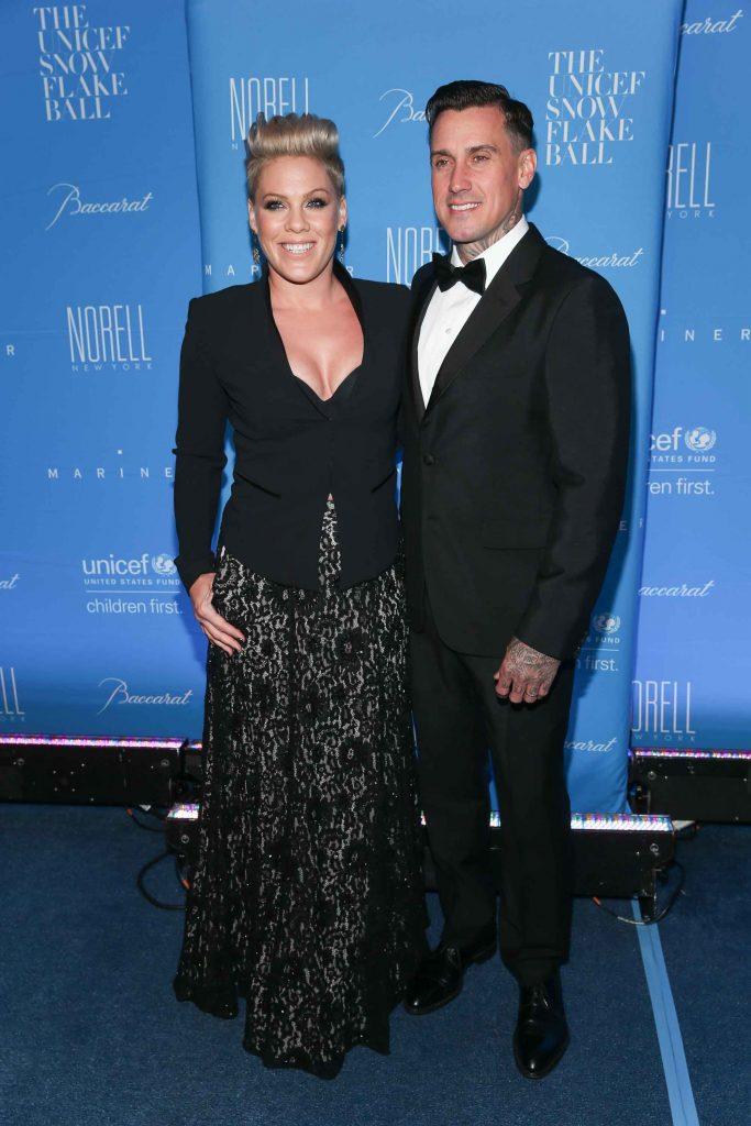 Recoupling: Pink et Carey Hart