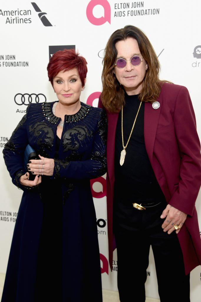 Recoupling: Sharon et Ozzy Osbourne