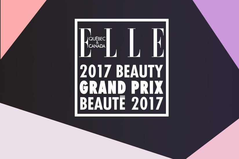 Grand Prix de la Beauté 2017: les produits gagnants