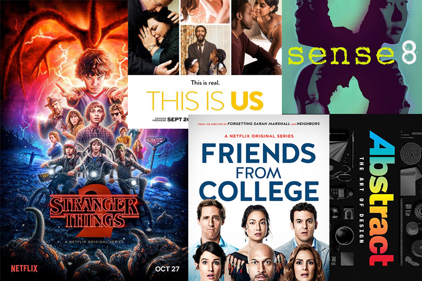 20 séries à (re)voir sur Netflix de toute urgence