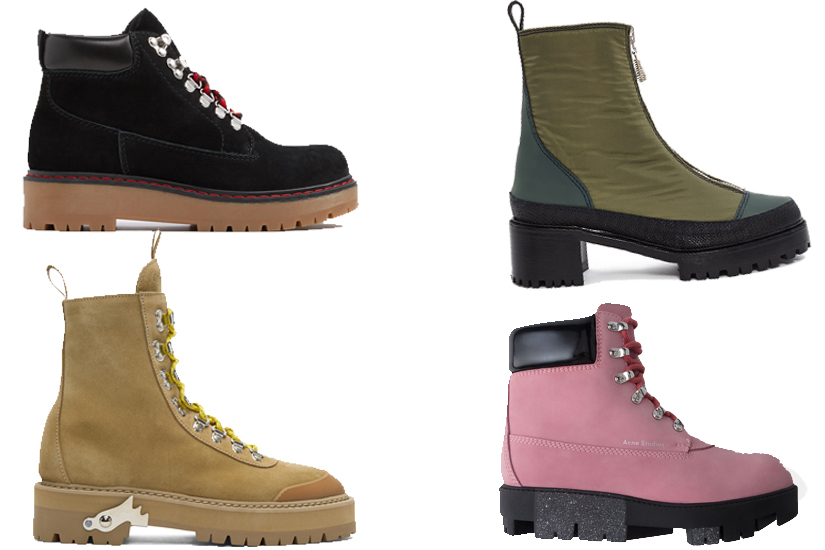 26 chaussures pour l'hiver