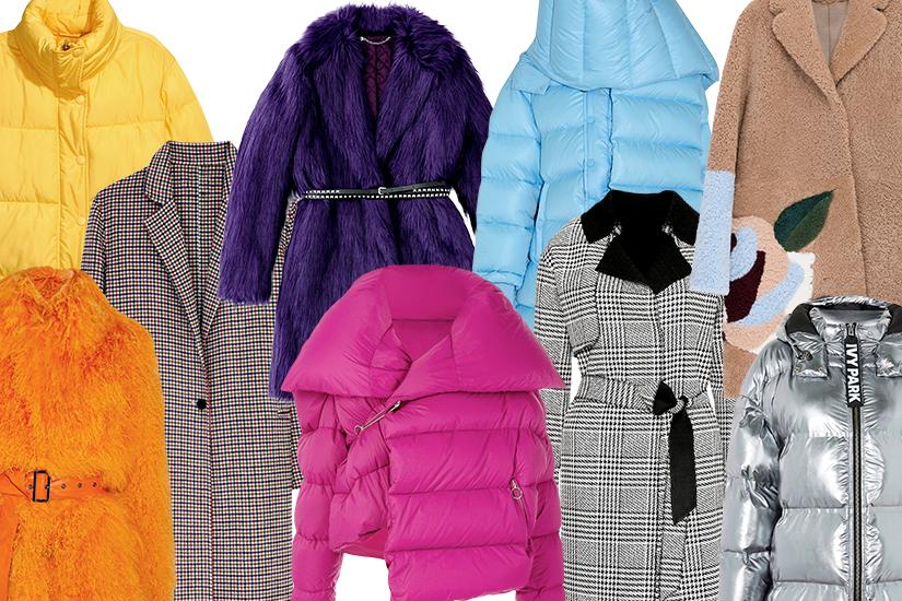 Manteaux pour se tenir au chaud